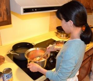主婦 料理
