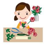 手作業内職-造花づくり