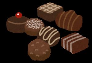 チョコレートを食べると鼻血が出る?